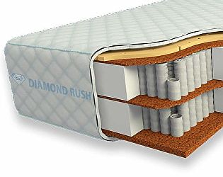 Купить матрас Diamond Rush Cocos Ergo 40sm+